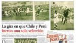 Prensa chilena recordó así al histórico Combinado del Pacífico - Noticias de adolf hittler