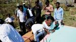 """""""Fue un horror"""", testimonio en Haití tras el huracán Matthew - Noticias de pie grande"""