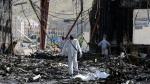 Yemen: La destrucción tras el bombardeo que deja 140 muertos - Noticias de ali abdala saleh