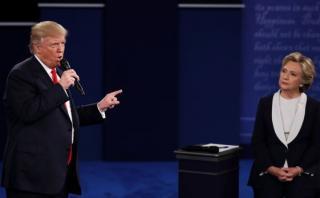 """""""Lo mío son bromas masculinas, Bill Clinton hizo cosas peores"""""""