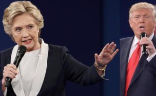 Clinton a Trump: Sus dichos sexistas lo muestran como es