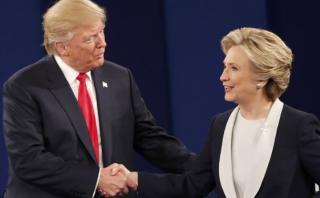 Donald Trump vs Hillary Clinton: ¿Qué respetan el uno del otro?