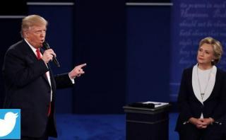 Más de 17 millones de tuits logró el debate de Estados Unidos