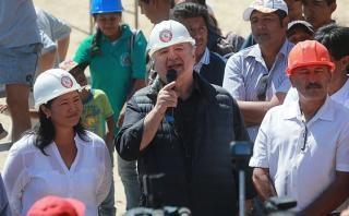 """De Soto sobre Keiko: """"Aceptar resultados ya es un gesto enorme"""""""