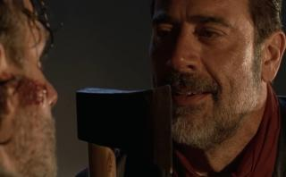 The Walking Dead: video da a entender que Rick perderá una mano