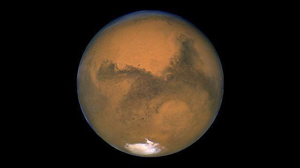Los humanos que viajen a Marte podrían sufrir daño cerebral