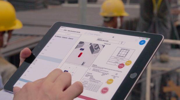 Una aplicación que ayuda a la construcción llega a Perú
