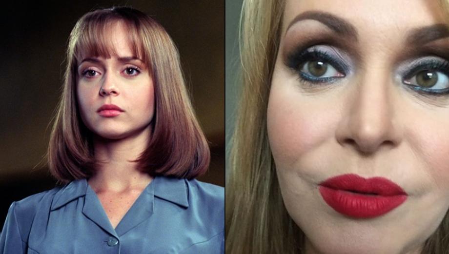 El antes y después de Gaby Spanic