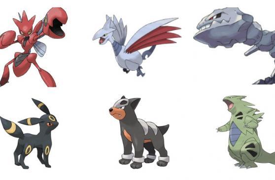 Pokémon Go: pokémones tipo siniestro y acero ya aparecen en app