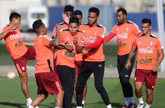 Selección: mira su último entrenamiento en Chile [GALERÍA]