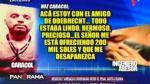 'Caracol': así coordinaba extorsiones y homicidios desde penal - Noticias de policia naval