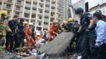 China: Derrumbe de edificios de viviendas deja 10 muertos - Noticias de hora peruana