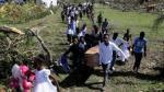"""Tragedia en Haití: """"Hay enfermeras pero no doctores"""" - Noticias de tormenta manuel"""