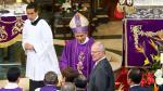 Arzobispado de Lima niega nexos con ex asesor Carlos Moreno - Noticias de juan luis cipriani