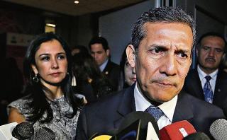 Ollanta Humala es incluido en pesquisa fiscal contra Nadine