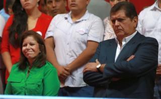 Carlos Moreno estuvo vinculado a campaña de Alan García