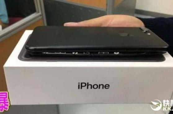 Un iPhone 7 también explotó como el Samsung Galaxy Note 7