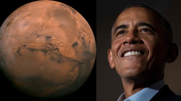 EE.UU. hará el gran salto a Marte con ayuda del sector privado