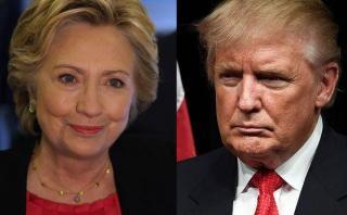 Las ventajas de Clinton sobre Trump para ganar la presidencia