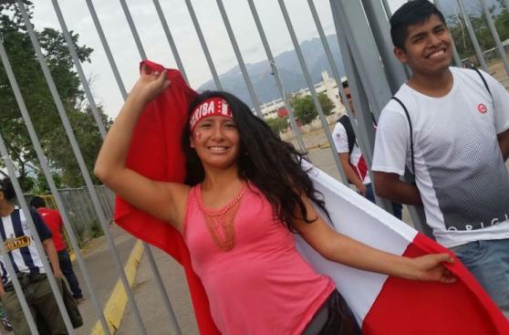 Selección: hinchas peruanos vivieron así previa frente a Chile