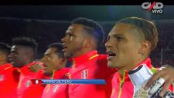Hinchada chilena pifió el himno de Perú en Santiago [VIDEO]