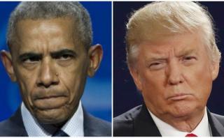 """Obama dijo que las palabras sexistas de Trump son """"repugnantes"""""""
