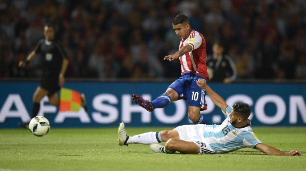 Argentina vs. Paraguay EN VIVO: guaraníes 1-0 por Eliminatorias