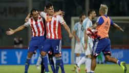 Paraguay ganó 1-0 a Argentina por Eliminatorias Rusia 2018