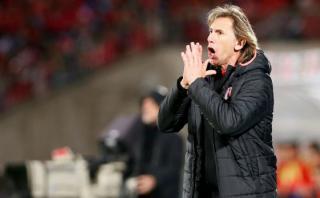 Gareca: sus declaraciones tras derrota de selección peruana