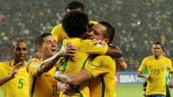 Brasil derrotó 2-0 a Venezuela en Mérida por las Eliminatorias