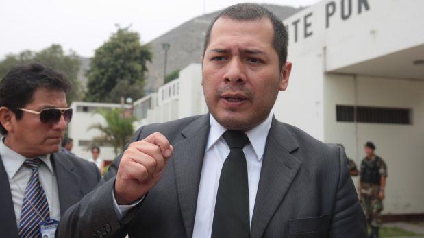 """Salas: Denuncia del Ejecutivo contra Moreno """"es puro papel"""""""