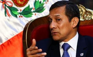 Ollanta Humala, acusado de recibir dinero ilegal en 2006 y 2011