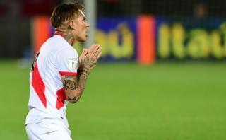 Guerrero: toda su frustración tras gol 2-1 de Chile [VIDEO]