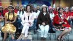 Los consejos de Michelle Obama para las niñas peruanas [VIDEO] - Noticias de padre abusa de hija