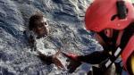 Frenético rescate de cientos de inmigrantes en el Mediterráneo - Noticias de muere ahogado