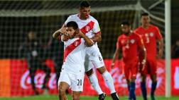 Narrador chileno quedó estupefacto ante el gol de Edison Flores