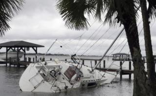 ¿Cuánto le costó a EE.UU. el paso del poderoso huracán Matthew?