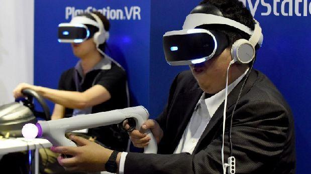El PlayStation VR llega mañana a la tiendas