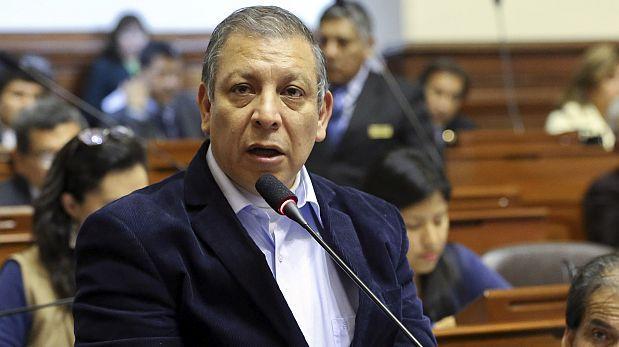 """Arana: """"Moreno es la punta del iceberg de un sistema corrupto"""""""