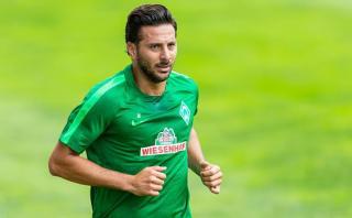 Claudio Pizarro sufrió nueva lesión con el Werder Bremen