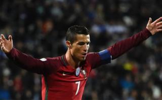 Cristiano Ronaldo: club ironizó sobre sus goles con Portugal