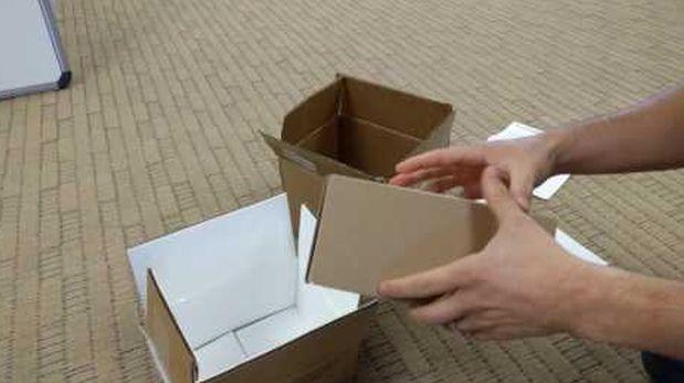 Mira la caja de devolución del Samsung Galaxy Note 7 [VIDEO]