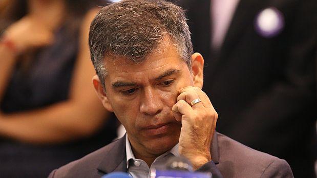 Nuevo funcionario de Cofopri tachó a Julio Guzmán en campaña