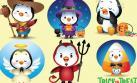 Facebook celebrará fiesta de Halloween con Unicef y un pingüino