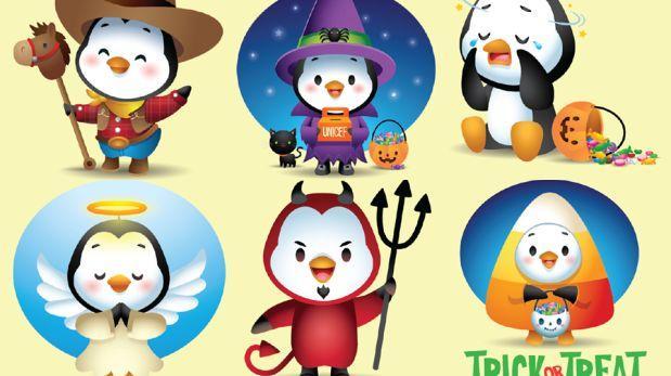 Facebook celebrará Halloween junto a Unicef y un pingüino