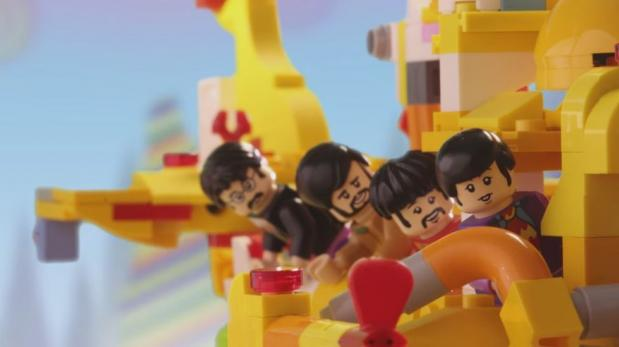 Lanzan una colección de Lego inspirada en 'The Beatles' [VIDEO]