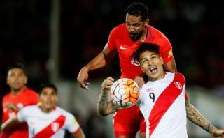 Perú y los pelotazos a Guerrero: cuántos ganó y perdió el '9'