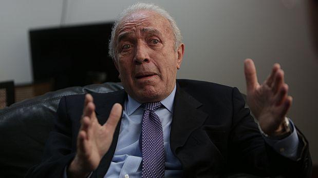"""Lombardi: """"Caso Moreno se cerrará cuando haya severa sanción"""""""