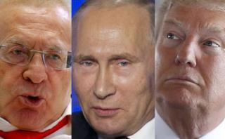 Aliado de Putin: Voten por Trump o habrá una guerra nuclear