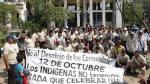 Indígenas rechazan celebración por el descubrimiento de América - Noticias de digno gonzalez